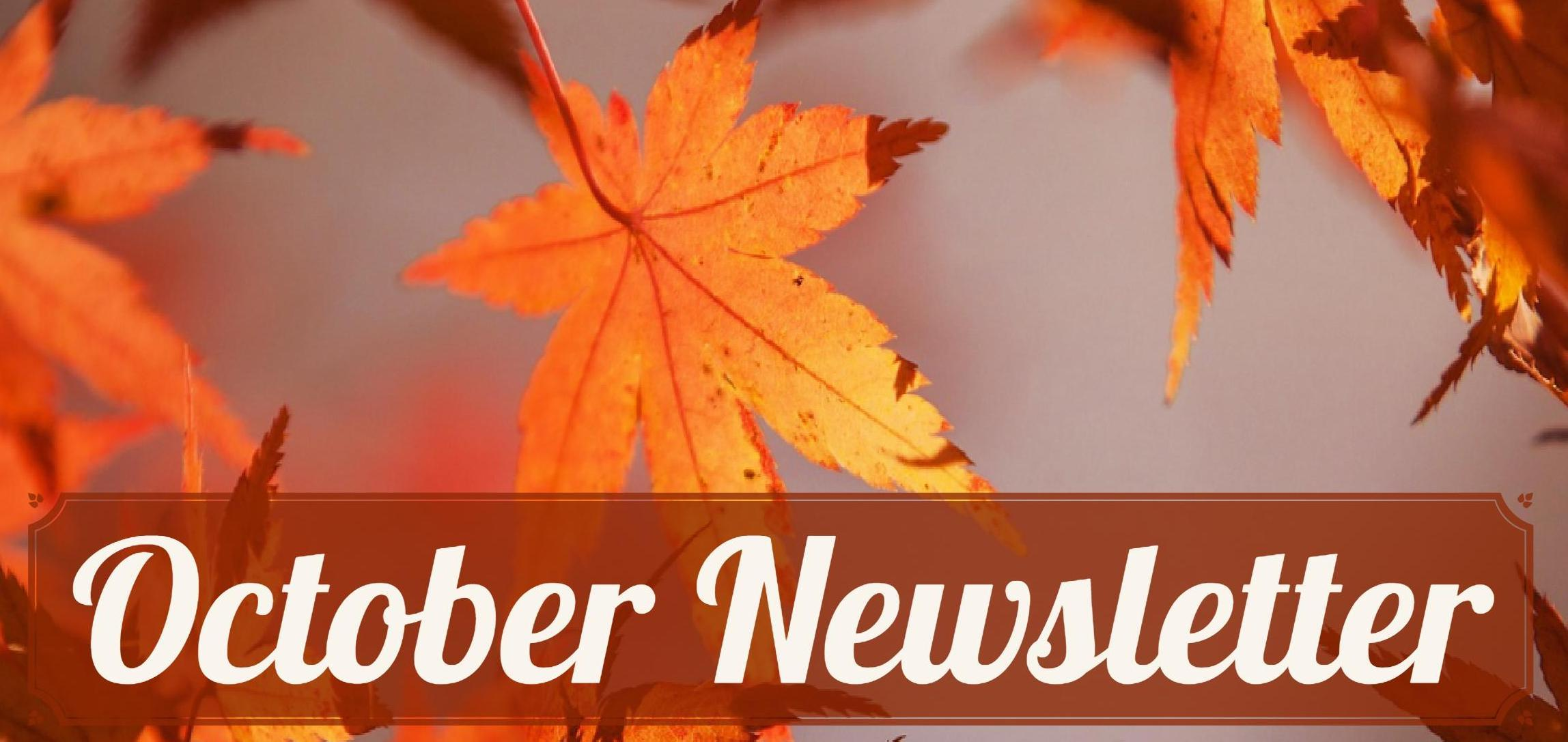 October 2018 Newsletters